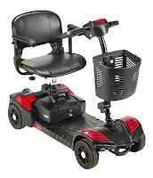 Drive Medical SCOUT SFSCOUT4 Mobility Scooter, review features compared with Drive Medical Bobcat