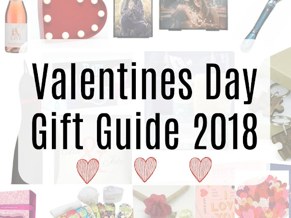 Valentines Day Gift Guide 2018