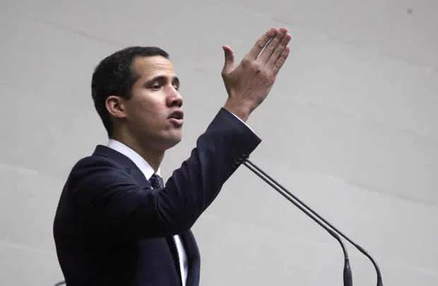 Guaidó designará este martes representantes diplomáticos ante países europeos