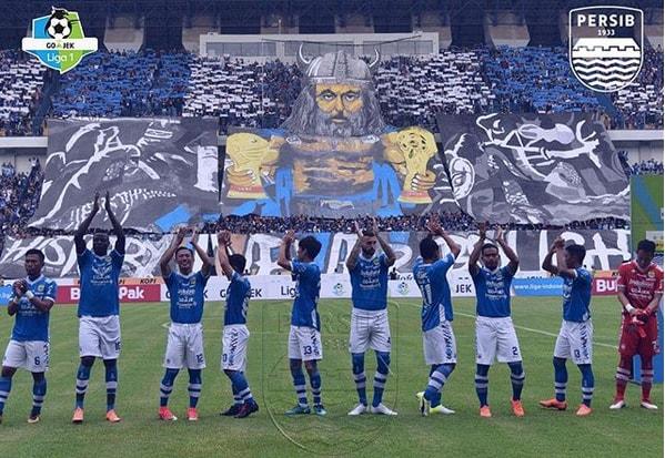 Dramatis, Kemenangan PERSIB di Laga Pertama Liga 1 Kandas di Detik Akhir Pertandingan