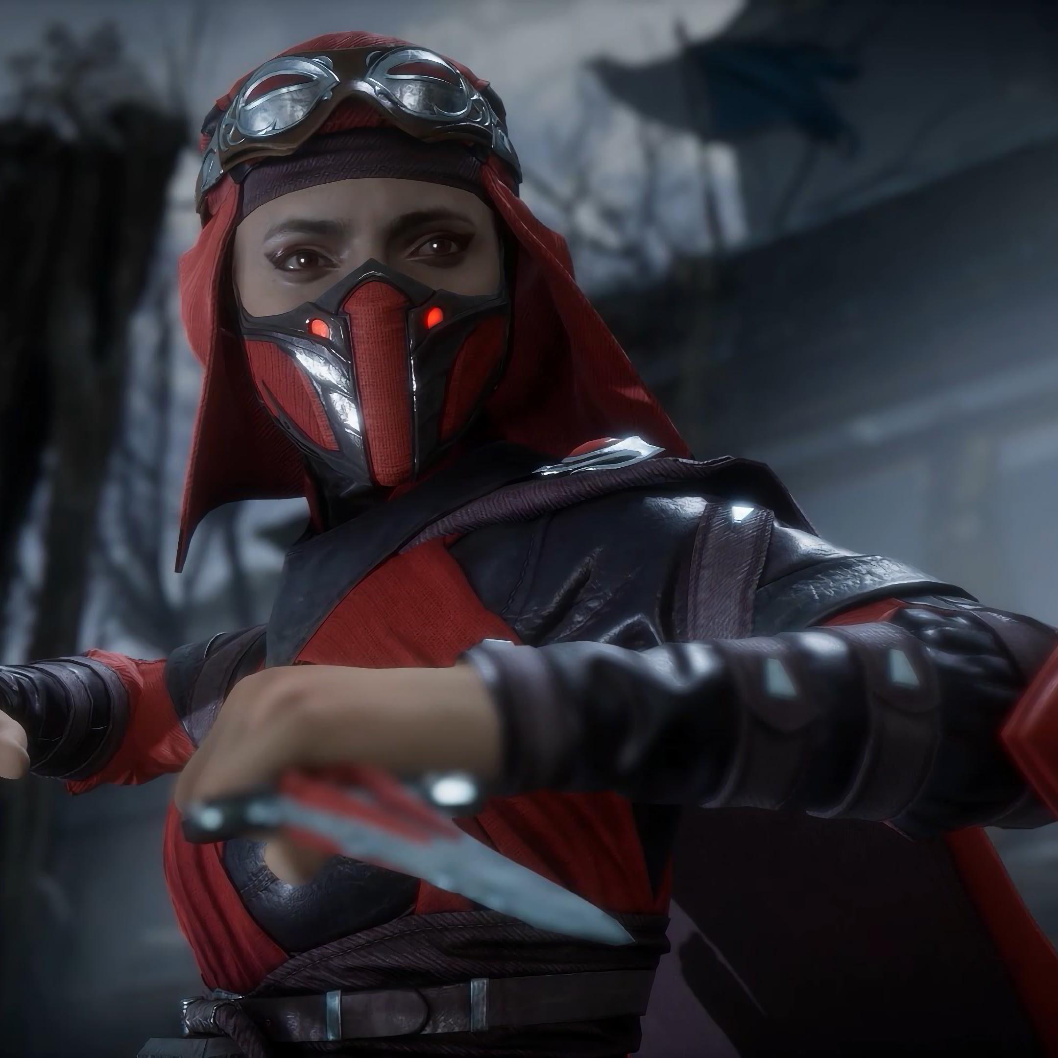 Skarlet Mortal Kombat 11 4k 53 Wallpaper