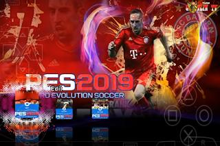 Download PES C19 English Version v7 PPSSPP Update Transfer 2019