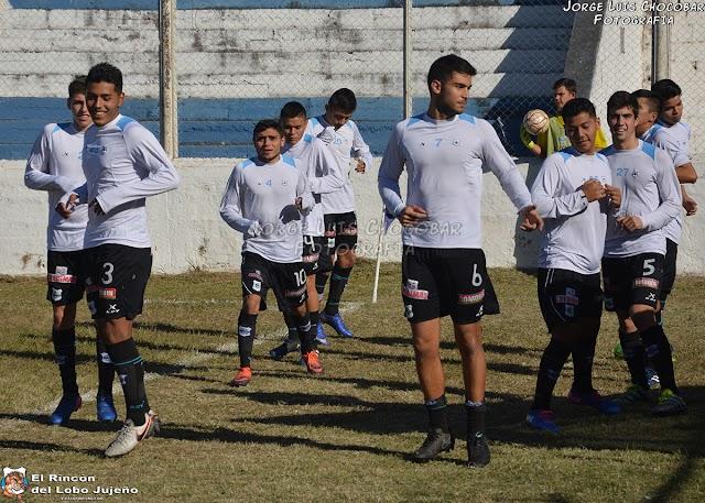 Fotos | 2017 | Fecha 14 Talleres de Perico 0-5 Gimnasia | Liga Jujeña