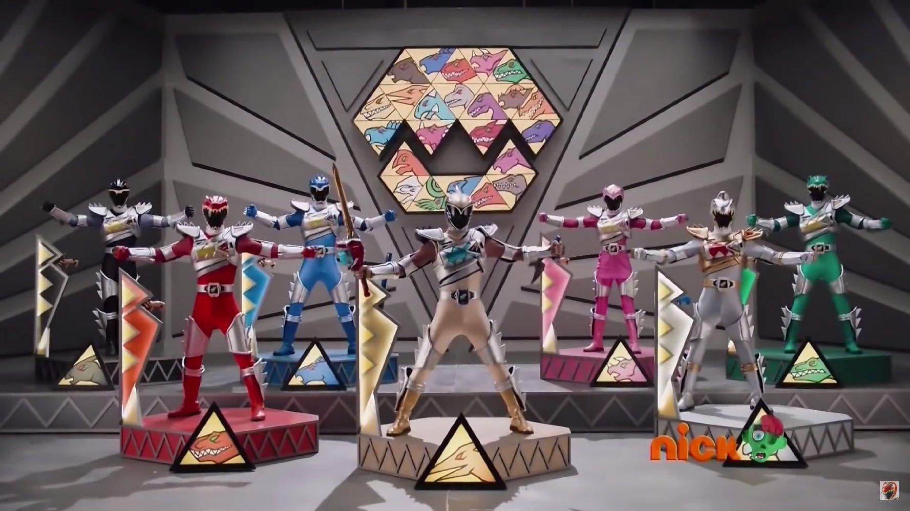 Power Rangers Dino Super Charge - Season 2