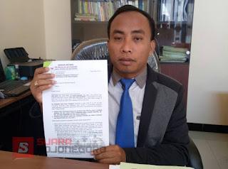 Tiga Hakim, Panitera & Juru Sita PN Tuban Dilaporkan ke MA & KY