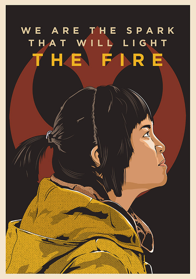 Devin Doty - Asian Star Wars Art on YellowMenace.net