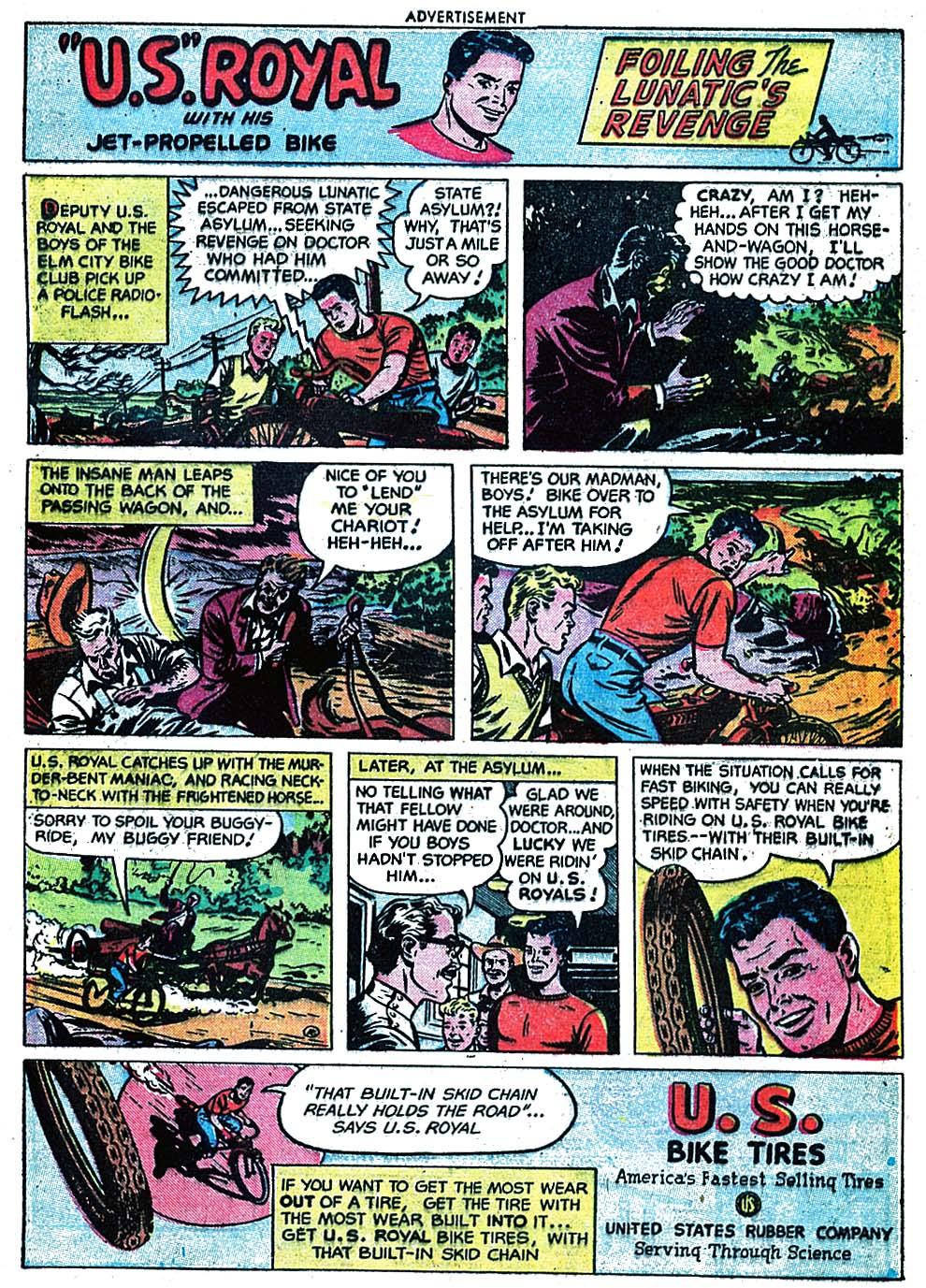 Read online All-American Comics (1939) comic -  Issue #98 - 49