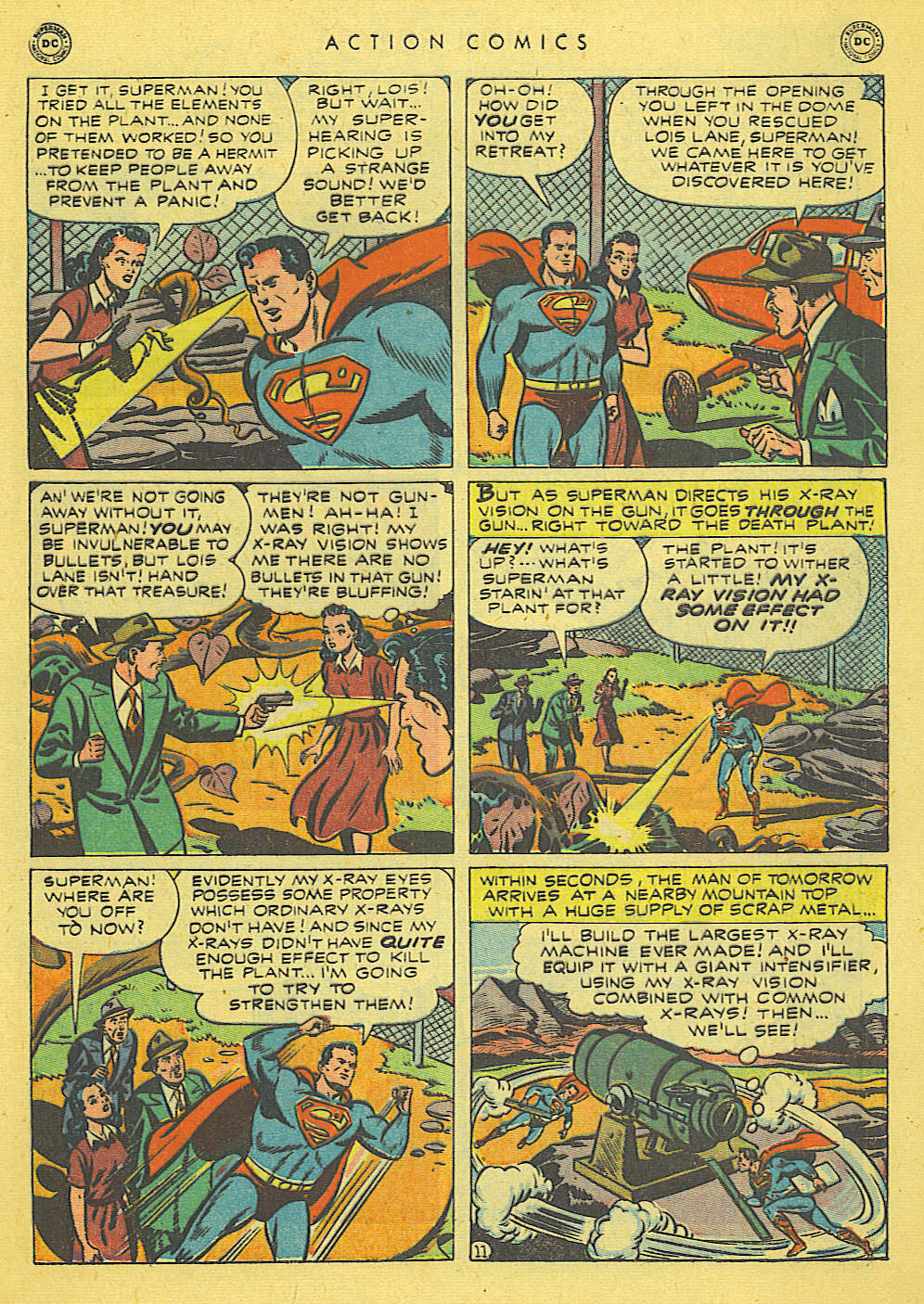 Read online Action Comics (1938) comic -  Issue #140 - 13