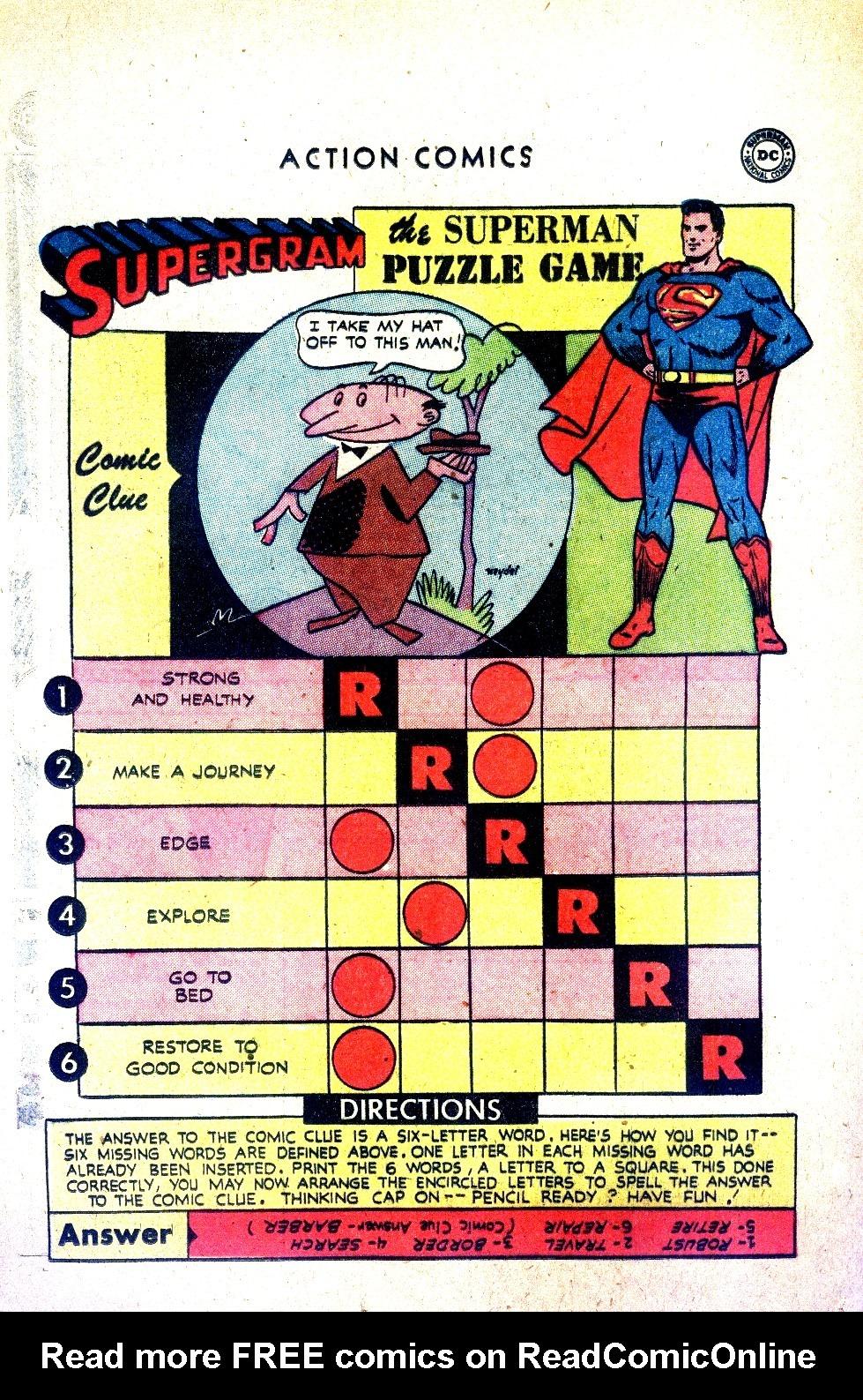 Action Comics (1938) 195 Page 23