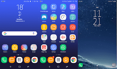 Tema Samsung Galaxy S8 For Xiomi