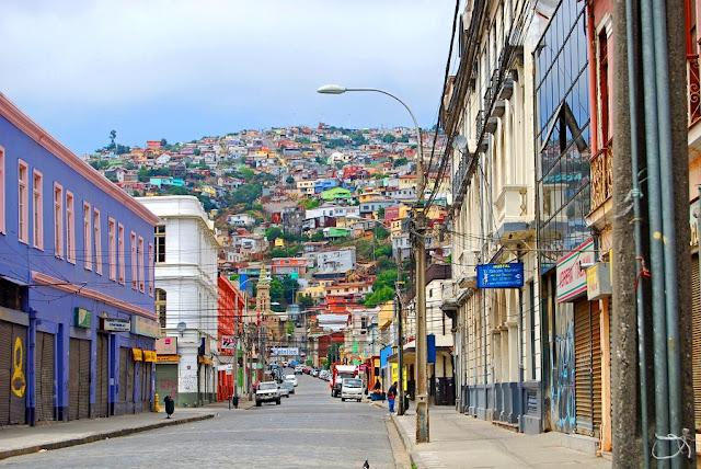 Museus em Valparaíso no Chile