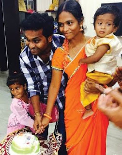 Racha Ravi (Patas,Jabardasth) Family Wife Parents children's Marriage Photos