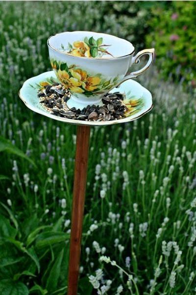 Menyediakan bird feeder untuk burung liar lebih menyenangkan daripada memelihara burung dalam sangkar.