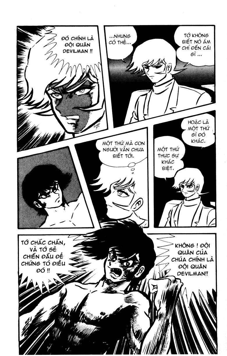DevilMan chapter 19 trang 19