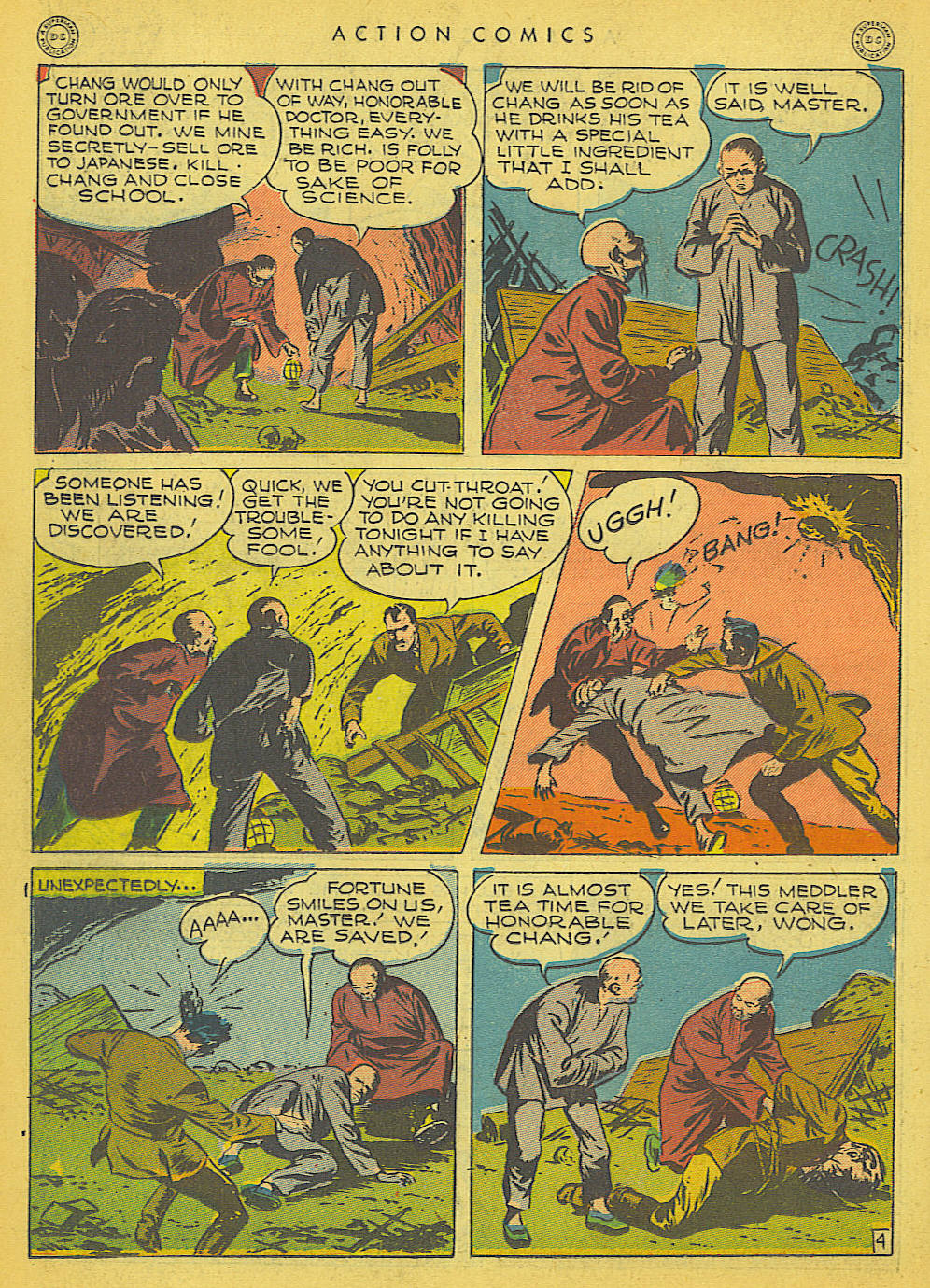 Read online Action Comics (1938) comic -  Issue #91 - 26
