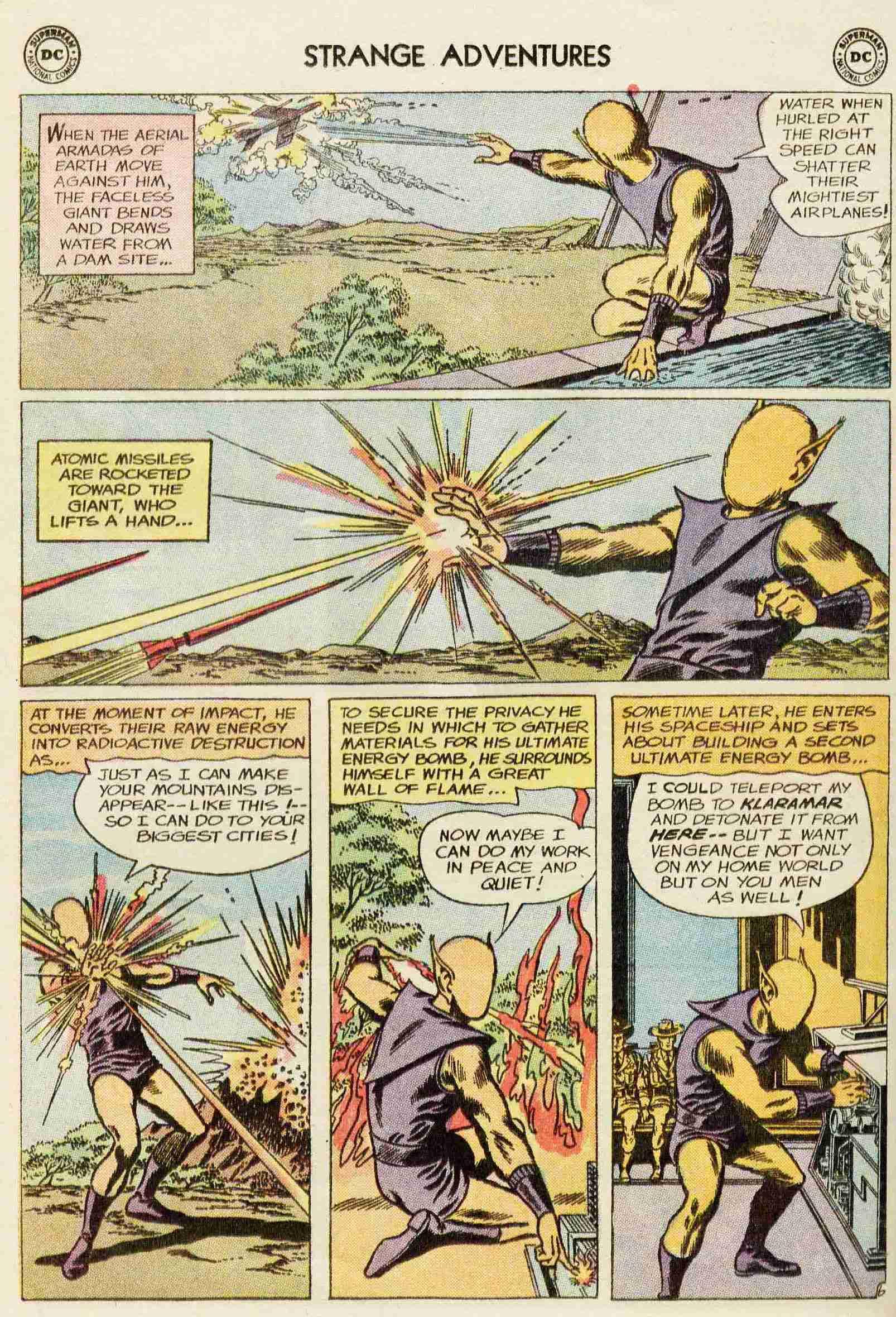 Strange Adventures (1950) issue 142 - Page 8