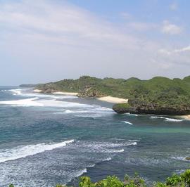 Nama-nama Pantai Terindah Di Indonesia Dan Letaknya