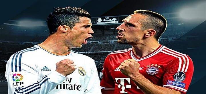 ريال مدريد يصعد للدور قبل النهائي لدوري أبطال أوروبا لكرة القدم