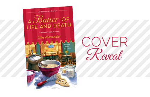 Cover Reveal: A Batter of Life and Death by Ellie Alexander