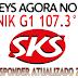Nova Tps de Keys Sks Anik G1 107.3w. Confira.