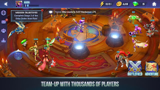 Dungeon Hunter Champions Epic Online Action RPG Apk Mod Full