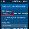 Cara Menggunakan Hotspot Seluler Pada Android