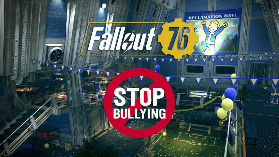 fallout 76 pvp bullying