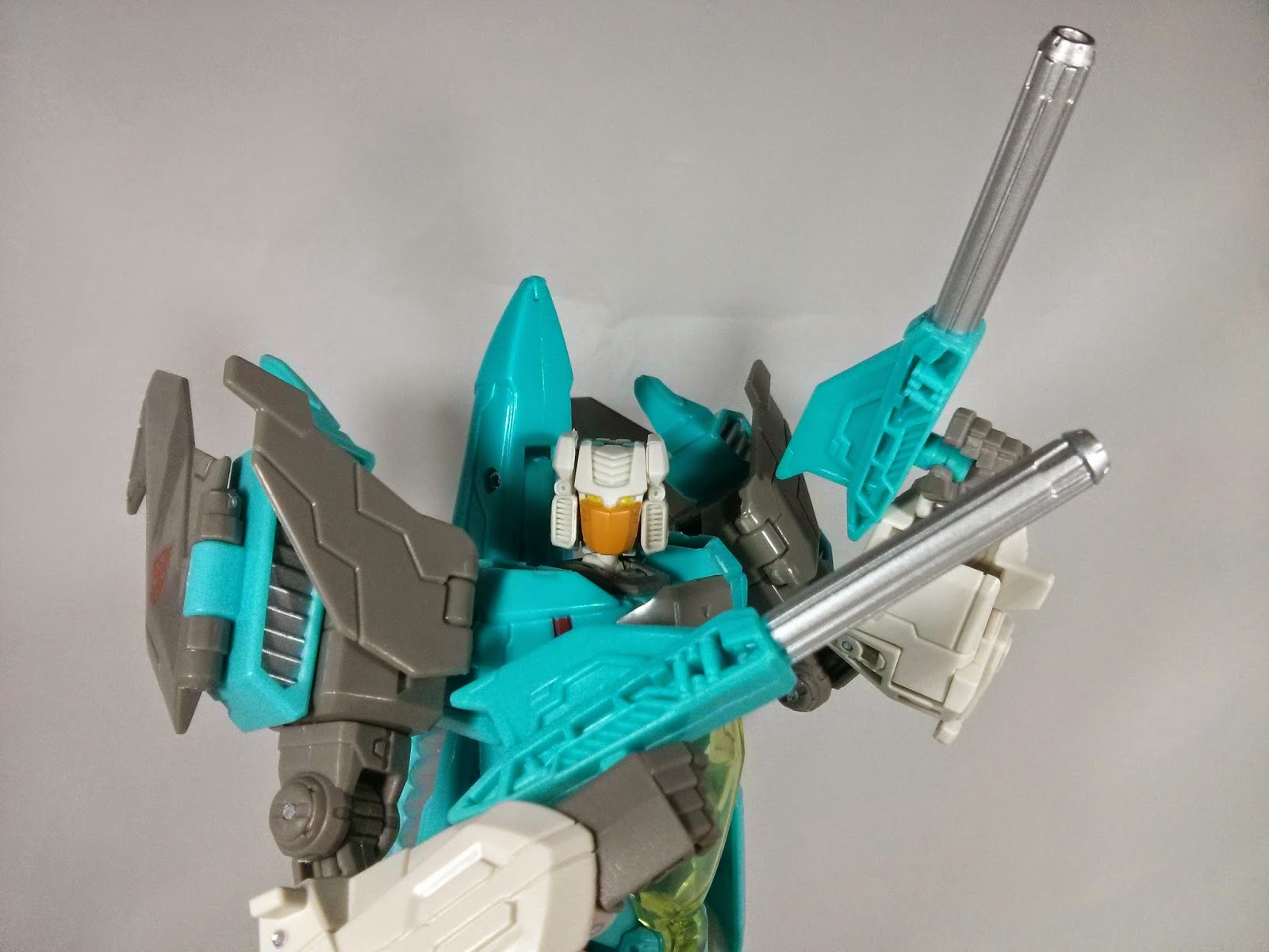 Transformers Generations Brainstorm guns