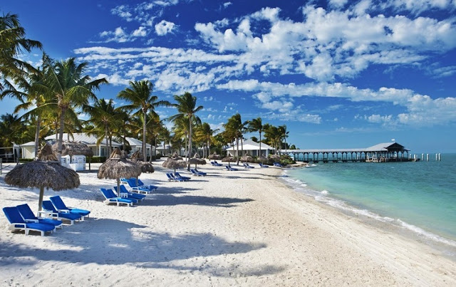 Isla Key West en Florida