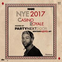 Hyde Sunset NYE New Years | #PartyNextDoor