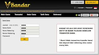 Cara Withdraw Di Situs Judi Domino Online Terpercaya VBandar.info - www.Sakong2018.com
