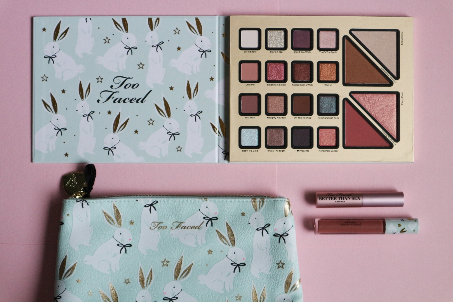 too faced christmas 2018