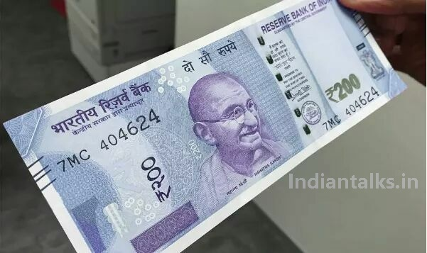 Rs 200 Notes