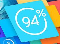 Réponse 94% Niveau 218