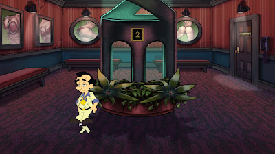 Leisure Suit Larry in the Land of the Lounge Lizards – Reloaded