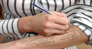 مفتي الجمهورية يحرم مراجعات ليلة الامتحان التي يتم تصويرها في المكتبات بهدف الغش منها فالامتحانات