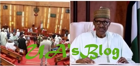 Police working to arrest those behind Benue killings - Buhari tells Senate