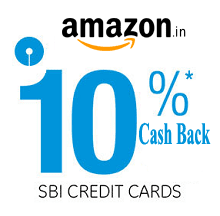 Republic Day Deals: Amazon.in Offers 10% cashback on All SBI Credit Card Purchases