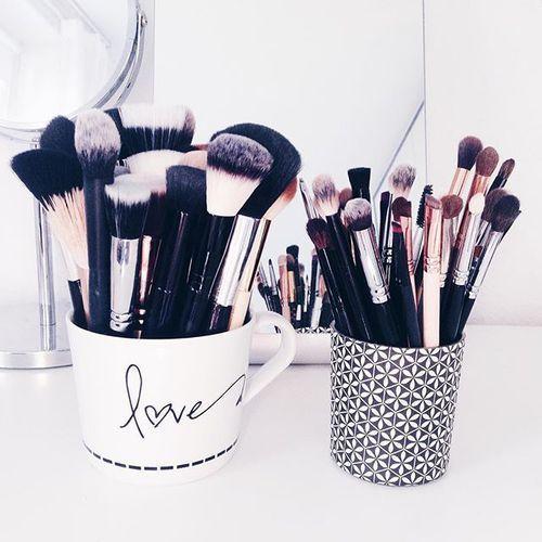 ideas organizar cosmetica y maquillaje
