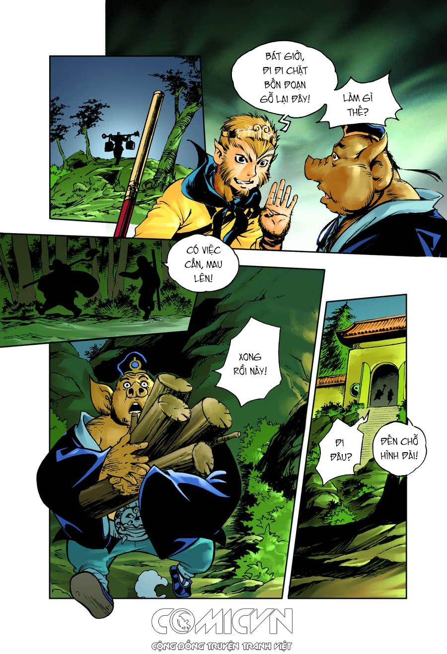 Tây Du Ký màu - Chapter 49 - Pic 13