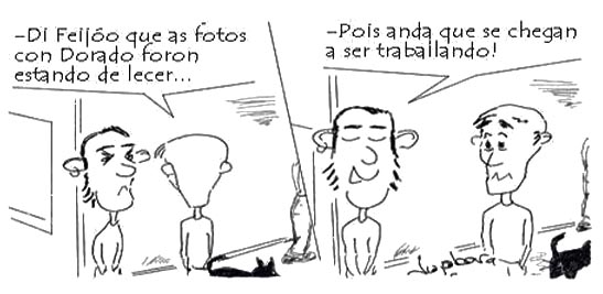 """As """"Doradas"""" fotóos"""