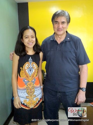 Woman-In-Digital Meets Gringo Honasan