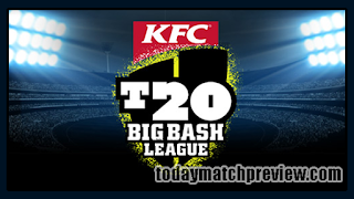 Today BBL 2019 22nd Match Prediction Sydney Sixers vs Adelaide Strikers