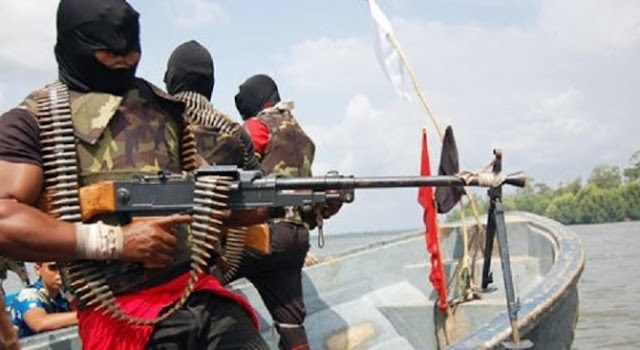 Oduku Reveals The Identity Of Niger Delta Avengers
