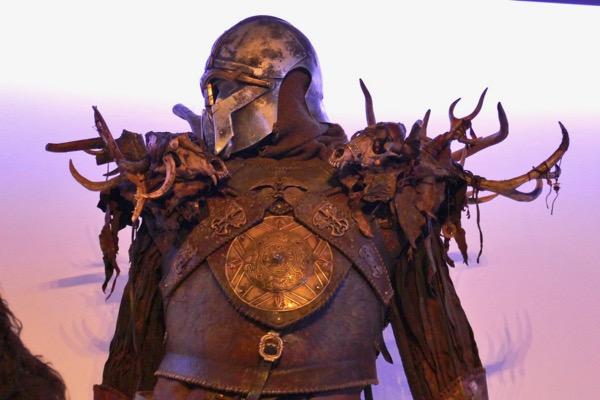 Saxon warrior armor detail Transformers Last Knight