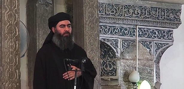 O ISIS lançou uma rara mensagem de áudio do líder Abu Bakr al-Baghdadi, tentando reunir os combatentes do grupo terrorista enquanto as tropas iraquianas entravam na de Mosul