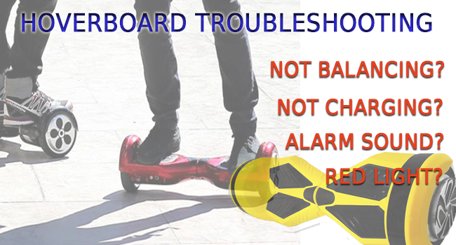 Hoverboard Not Working How To Solve Issues