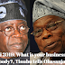 Buhari 2019: What is your business, busy body?, Tinubu tells Obasanjo