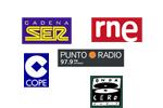 Las cadenas de radio más importantes de España y sus logos