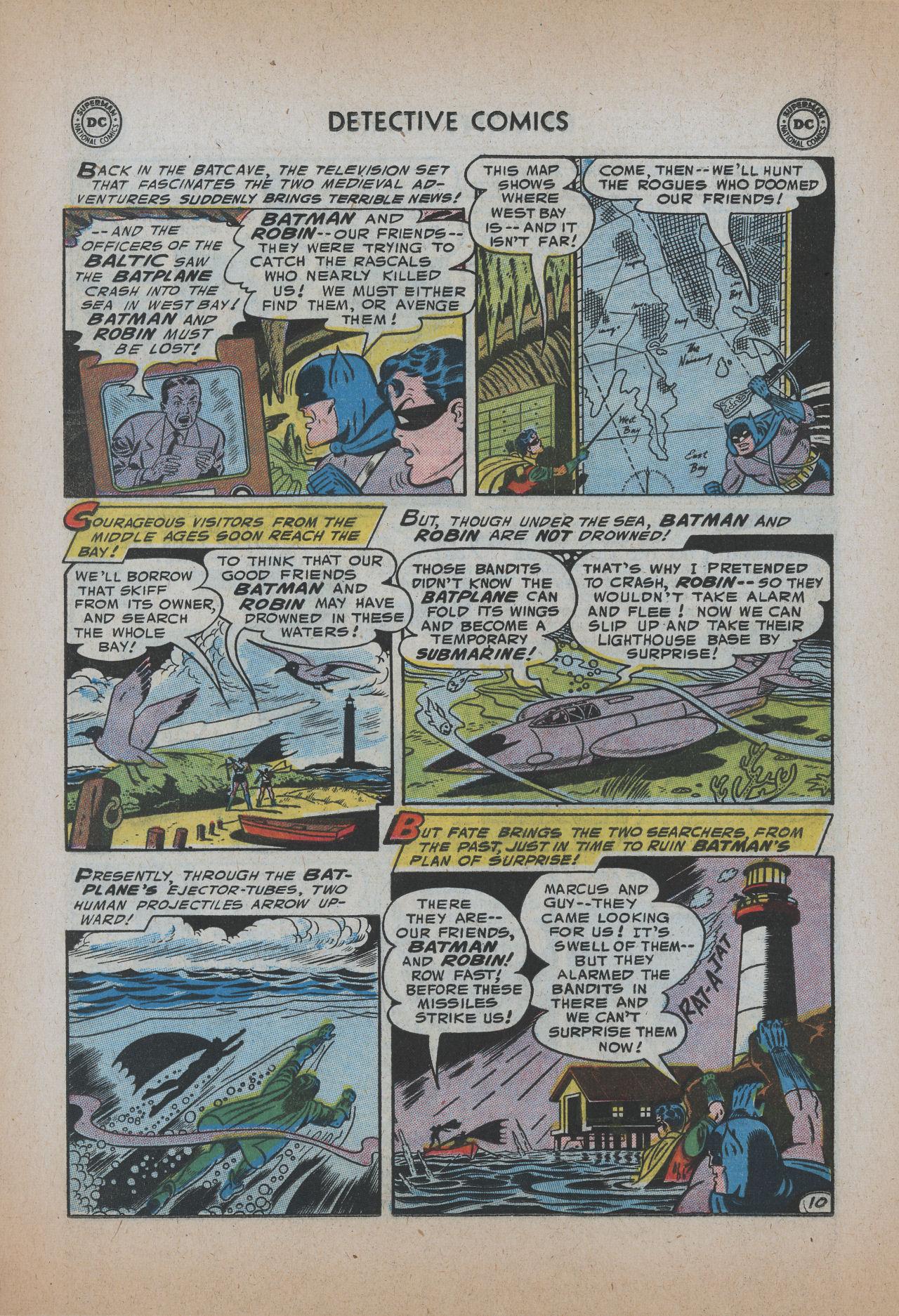 Detective Comics (1937) 220 Page 11